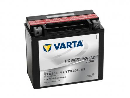 Varta abaterija-akumulator za quad Atv vozila