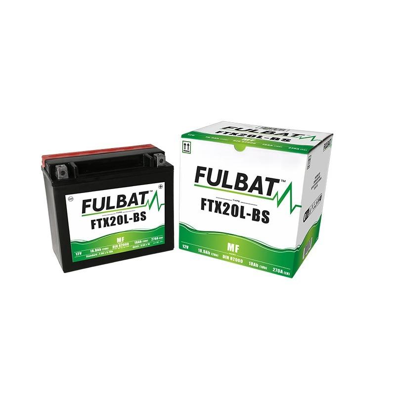 FTX20L-BS fulbat