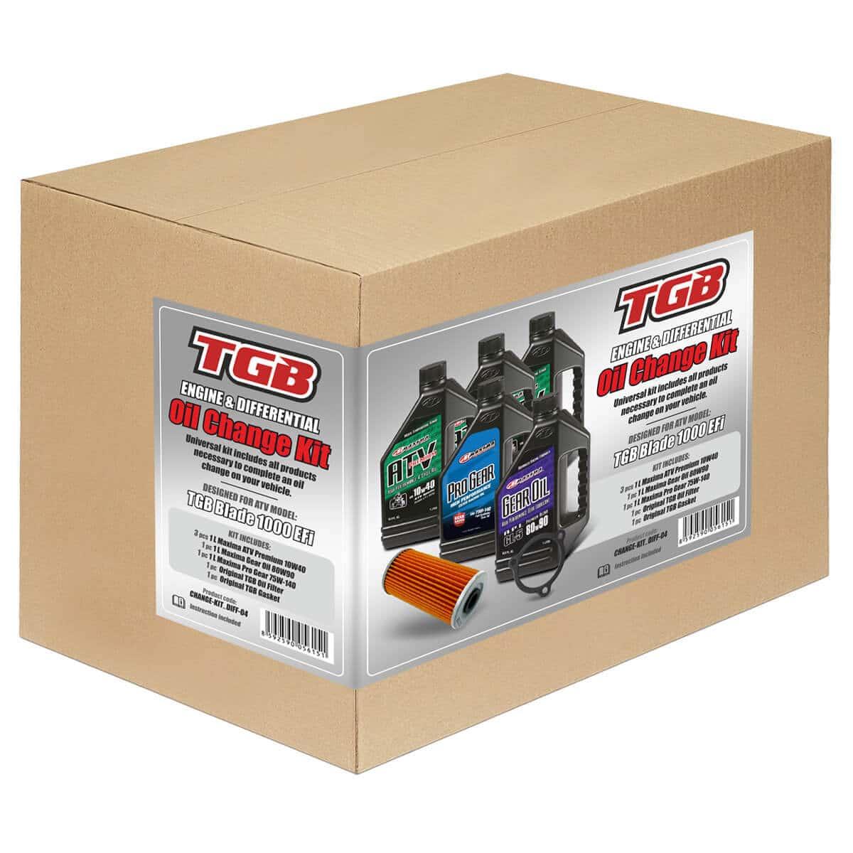 oil kit TGB 1000
